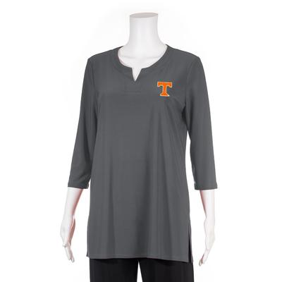Tennessee P. Michael Notch Neckline Top