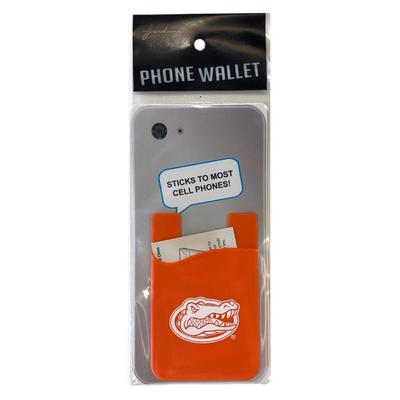 Florida Silicone Phone Wallet