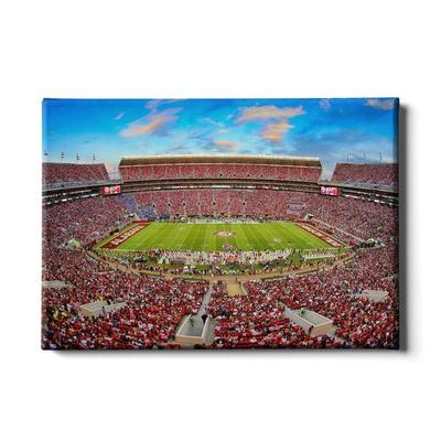 Alabama 24x16 Bryant-Denny Canvas