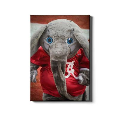 Alabama 16x24 Big Al Canvas