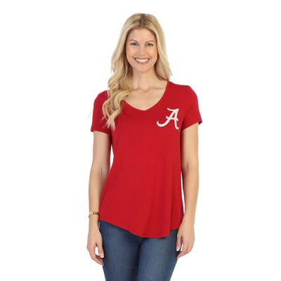 Alabama P. Michael Mascot V-Neck
