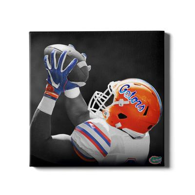 Florida 24x16 The Catch Canvas