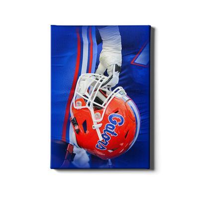 Florida 16x24 Helmet Canvas