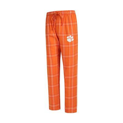 Clemson College Concepts Hillstone Pant