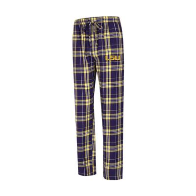 LSU College Concepts Hillstone Pant