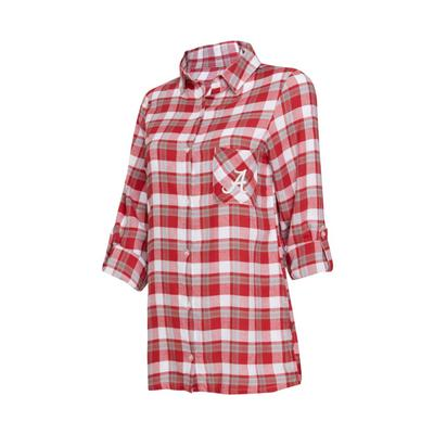 Alabama College Concepts Piedmont Nightshirt