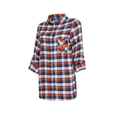 Auburn College Concepts Piedmont Nightshirt
