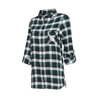 Michigan State College Concepts Piedmont Nightshirt