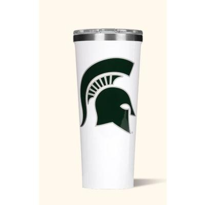 Michigan State Corkcicle 24oz Tumbler