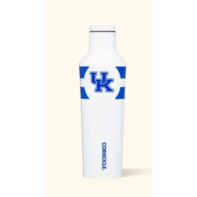 Kentucky Corkcicle 16 oz Gym Stripe Canteen