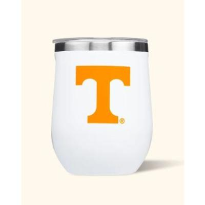 Tennessee Corkcicle 12oz Stemless Wineglass
