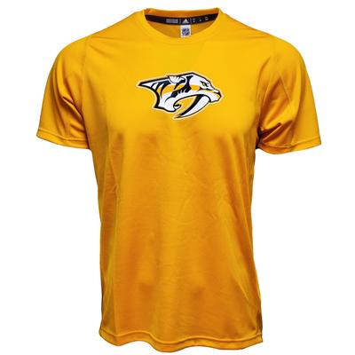 Nashville Predators Adidas Game Mode Training Tee