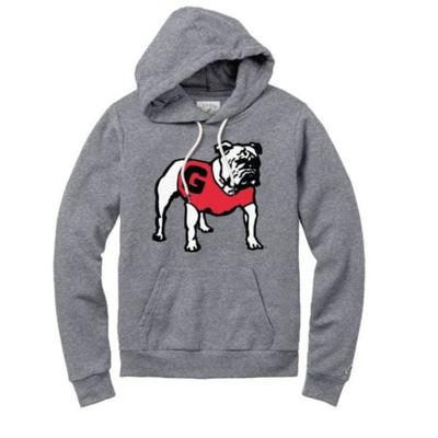 Georgia Victory Springs Hooded Pullover