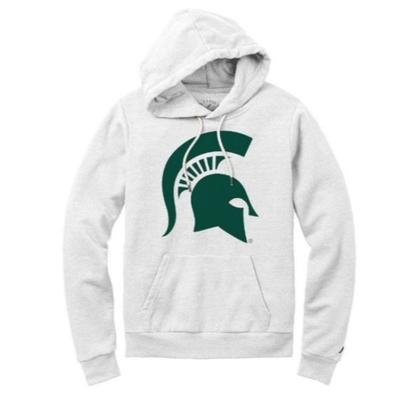 Michigan State Victory Springs Hooded Pullover HTHR_VAR_WHITE