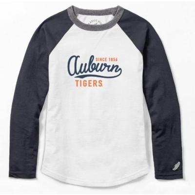 Auburn League Girls' Baseball Tee