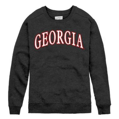 Georgia Women's Victory Springs Crew Neck