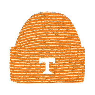 Tennessee Newborn Striped Knit Cap