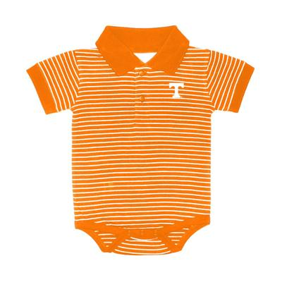Tennessee Stripe Polo Creeper