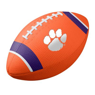 Clemson Nike Mini Rubber Football