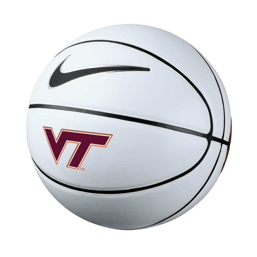 Virginia Tech Nike Autograph Basketball