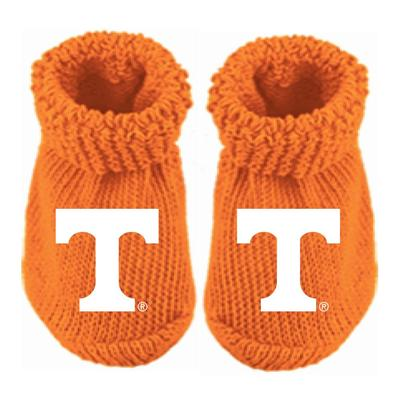 Tennessee Infant Gift Box Booties w/Hook