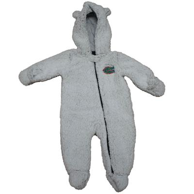 Florida Infant Hooded Sherpa Bodysuit