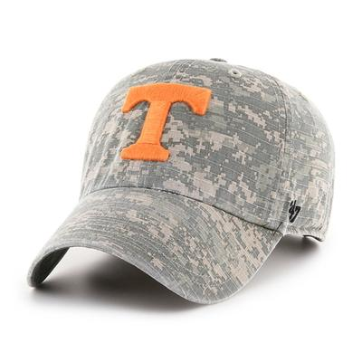 Tennessee Digi Camo Clean Up Cap