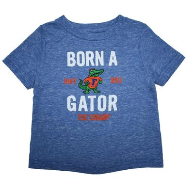 Florida Retro Brand Born To Be A Gator Infant Tee