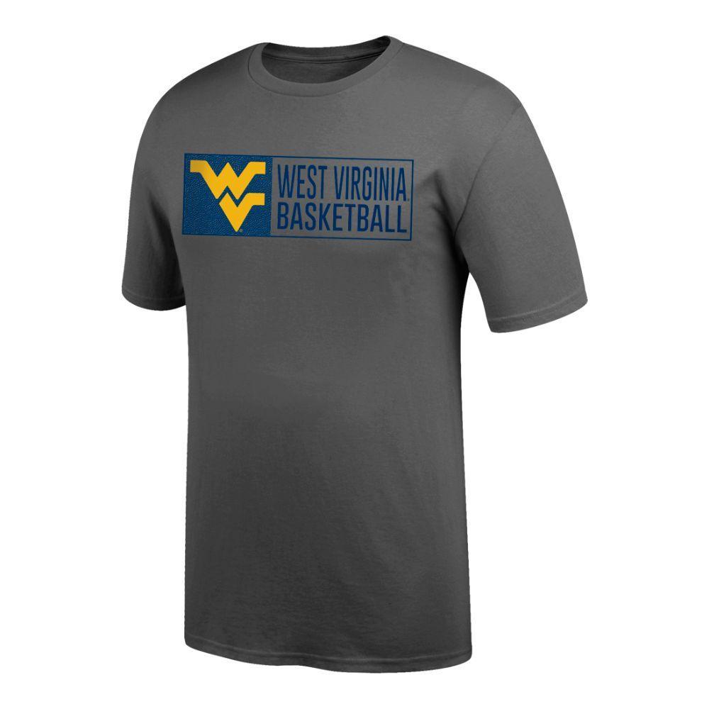 West Virginia Bar Logo Basketball Tee Shirt