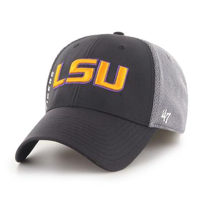 LSU Wycliff Flex Mesh Contender Hat