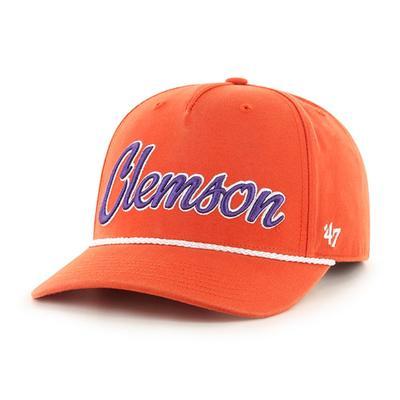 Clemson Wycliff Flex Mesh Contender Hat
