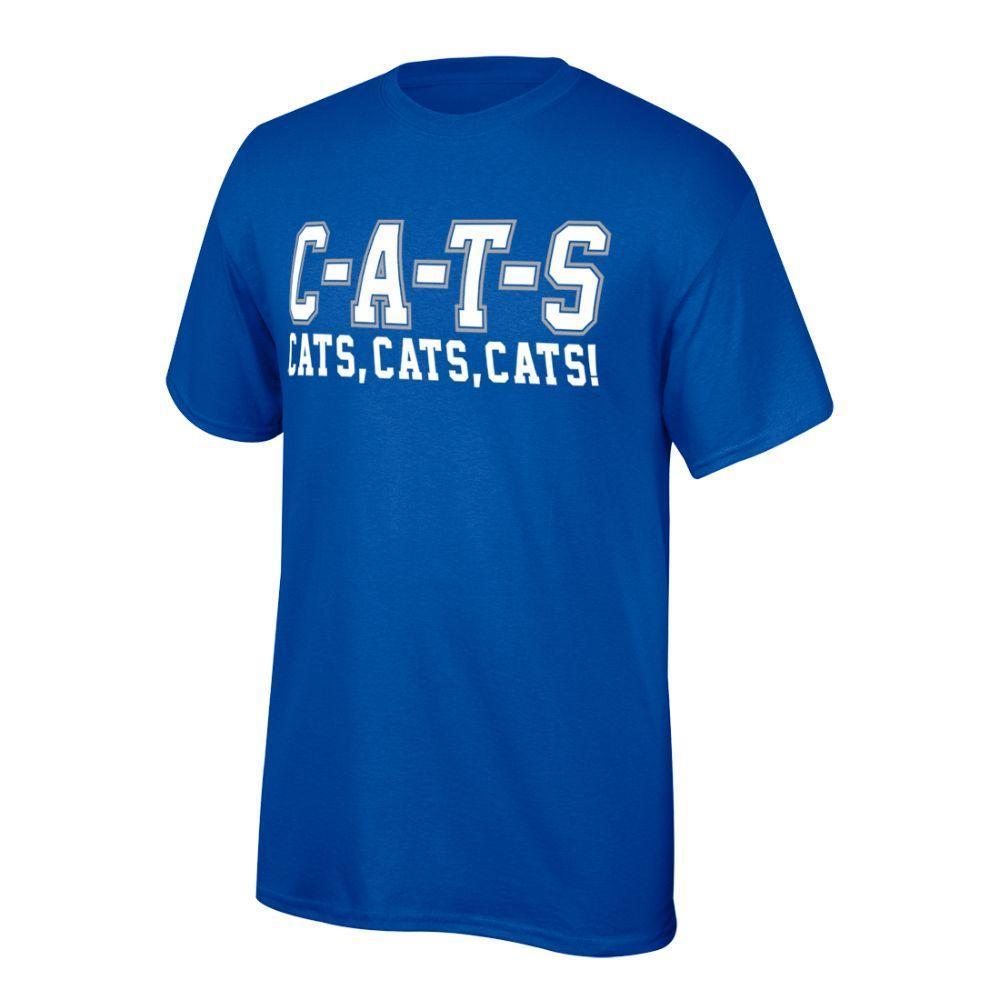Kentucky Youth C- A- T- S Chant Tee Shirt