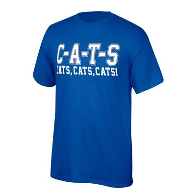 Kentucky Youth C-A-T-S Chant Tee Shirt