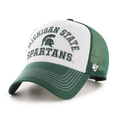 Michigan State Heather Wool Blend Savoy MVP Hat