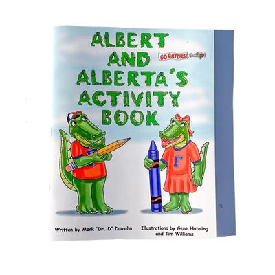 Florida Albert and Alberta's Activity Book