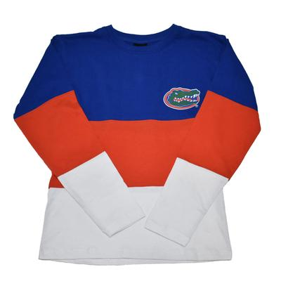 Florida Youth Color Block Long Sleeve Shirt
