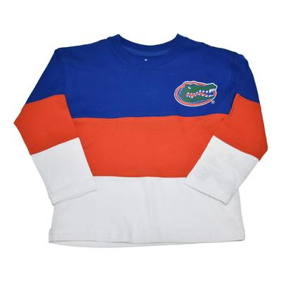 Florida Toddler Color Block Long Sleeve Shirt