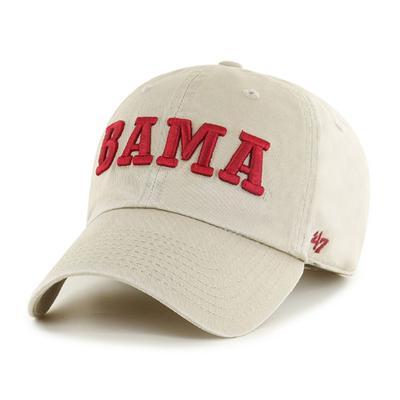 Alabama 47' Brand Clean Logo Hat