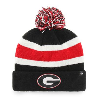 Georgia '47 Brand Cuff Knit Cap