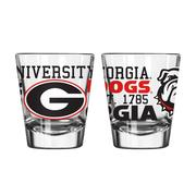 Georgia 2oz Spirit Shot Glass