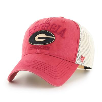 Georgia '47 Brand Washed MVP Hat