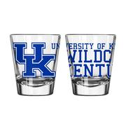 Kentucky 2oz Spirit Shot Glass