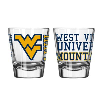 West Virginia 2oz Spirit Shot Glass