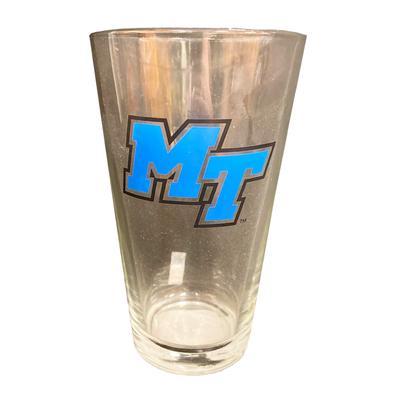 MTSU 16oz MTSU Pint Glass