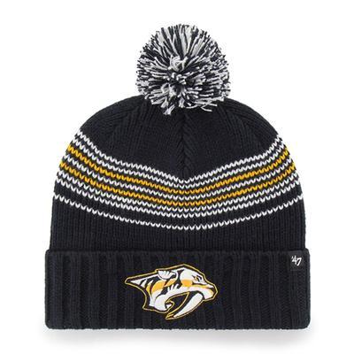 Nashville Predators '47 Brand Pom Cuff Knit