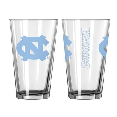 UNC 16oz Gameday Pint