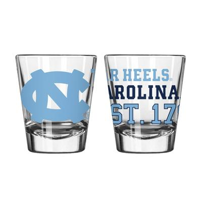 UNC 2oz Spirit Shot Glass