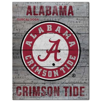Alabama Road To Victory Pallet 16