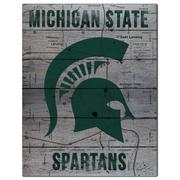 Michigan State Road To Victory Pallet 16