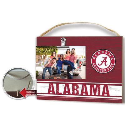 Alabama Colored Logo Clip It